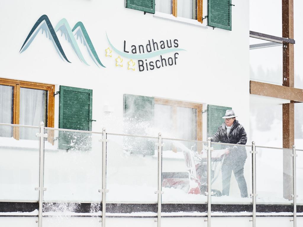 Die Gastgeber - Landhaus Bischof Lech